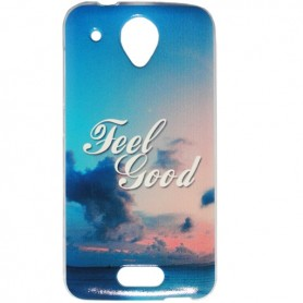 Capa Gel Feel Good Smart A83