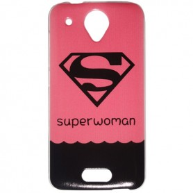 Capa Gel Superwoman Smart A83