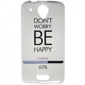 Capa Gel Be Happy Smart A83