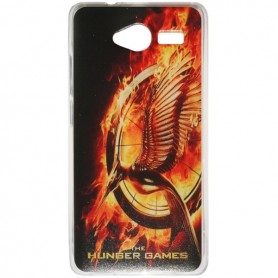 Capa Gel Hunger Games Smart A80 / Blade L3
