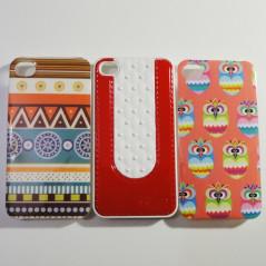 Pack C (3 em 1) iPhone 4 / 4s