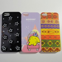 Pack A (3 em 1) iPhone 5 / 5s / 5c / SE