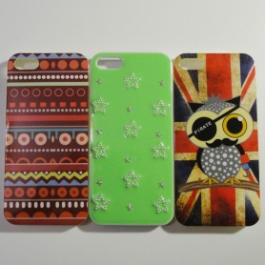 Pack D (3 em 1) iPhone 5 / 5s / SE