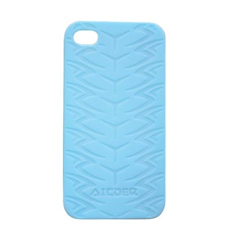 Capa Gel Aicoer iPhone 4 / 4s