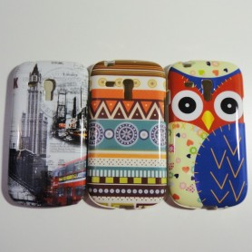 Pack B (3 em 1) Galaxy S3 Mini
