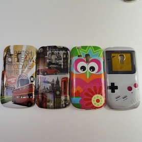 Pack D (4 em 1) Galaxy S3 Mini