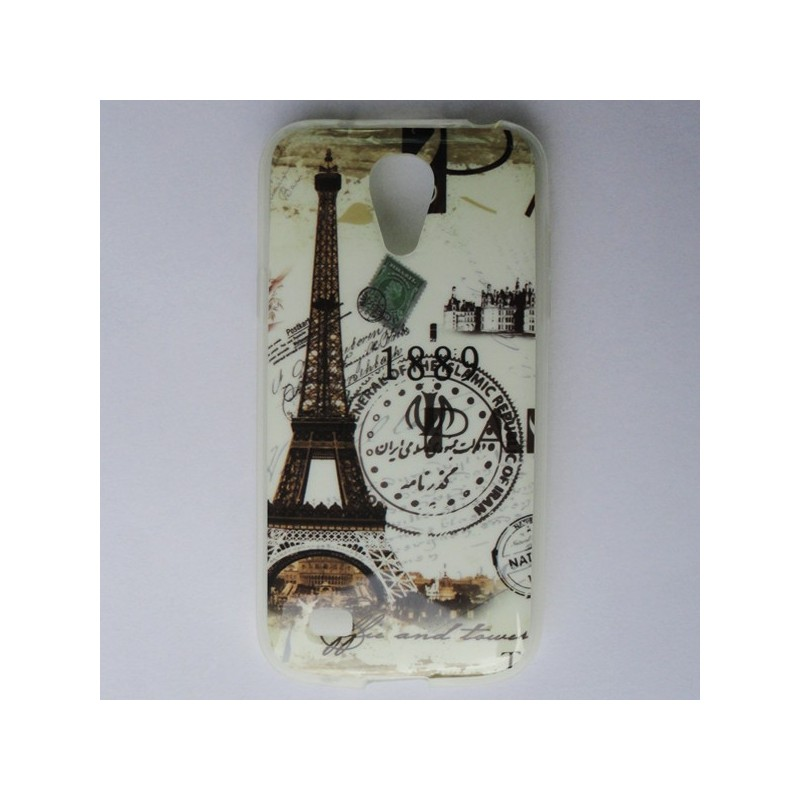 Capa Gel Paris Galaxy S4 Mini