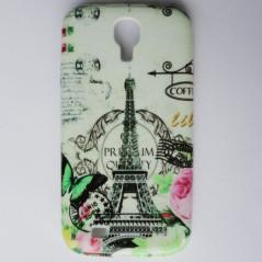 Capa Gel Eiffel Galaxy S4