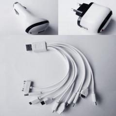 Pack Universal USB 10 em 1
