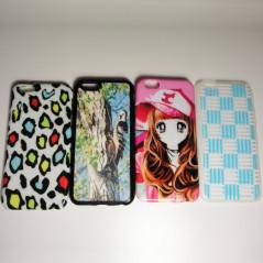 Pack A (4 em 1) iPhone 6 / 6s