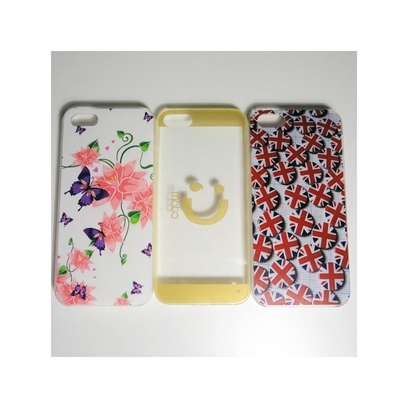 Pack H (3 em 1) iPhone 5 / 5s / SE