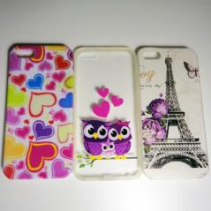 Pack I (3 em 1) iPhone 5 / 5s / SE