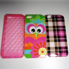 Pack N (3 em 1) iPhone 5 / 5s / SE