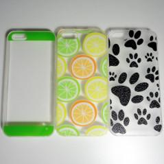 Pack O (3 em 1) iPhone 5 / 5s / SE