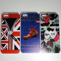 Pack Q (3 em 1) iPhone 5 / 5s / SE