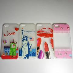 Pack B (4 em 1) iPhone 5 / 5s / SE
