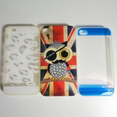 Pack D (3 em 1) iPhone 4 / 4s