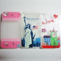 Pack E (3 em 1) iPhone 4 / 4s