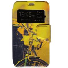 Capa Flip Janela Bicicleta Smart A25