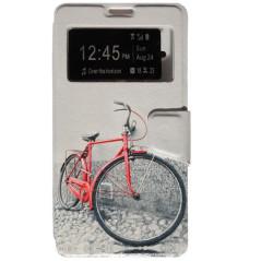 Capa Flip Janela Bicicleta Smart A90