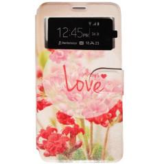 Capa Flip Janela Love Smart A83