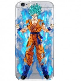 Capa Gel Goku iPhone 7