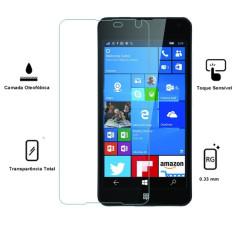 Película Vidro Temperado Lumia 650