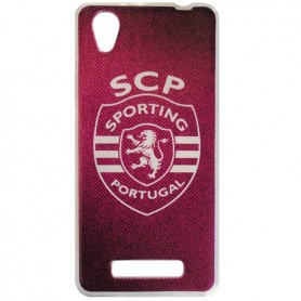 Capa Gel Oficial Sporting Five