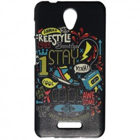 Capa Gel Freestyle One Touch Pop 4
