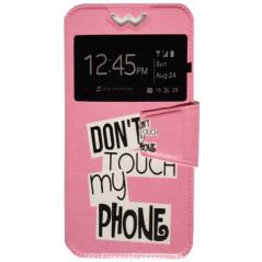 Capa Flip Janela My Phone 77x