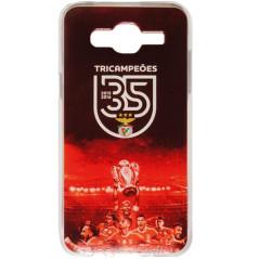 Capa Gel Oficial Benfica Galaxy J5