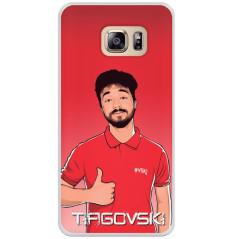 Capa Oficial Tiagovski - Design 4