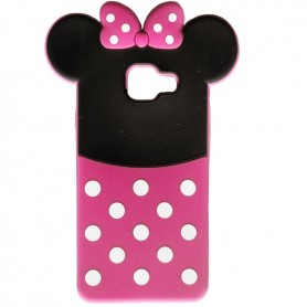 Capa Silicone Minnie 3D Galaxy A3 2016
