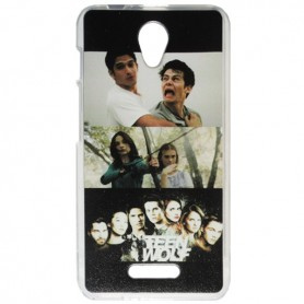 Capa Gel Teen Wolf One Touch Pop 4