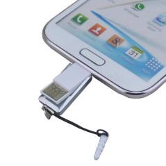 Leitor Cartões Micro SD Smartphone