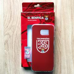 Capa Oficial Benfica 2 Galaxy S7 Edge