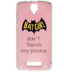 Capa Gel Batgirl Novu 2