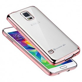 Capa Gel Frame Galaxy S5 / Neo / Plus