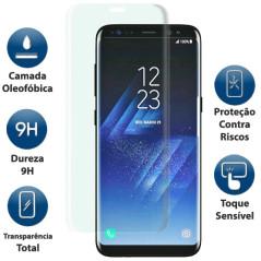 Película Vidro Temperado Curva Galaxy S8 Plus