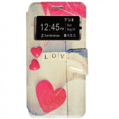 Capa Flip Janela Love Startrail 8 DS