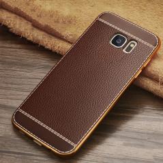 Capa Gel Couro Galaxy S8 Plus
