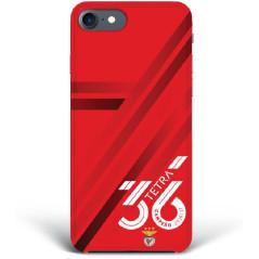 Capa Oficial S. L. Benfica Tetra - Design 3