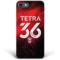 Capa Oficial S. L. Benfica Tetra - Design 4