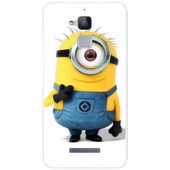 Capa Minion Zenfone 3 Max 5.2 (ZC520TL)