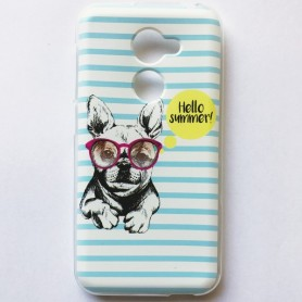 Capa Gel Hello Summer Smart N8 / A3