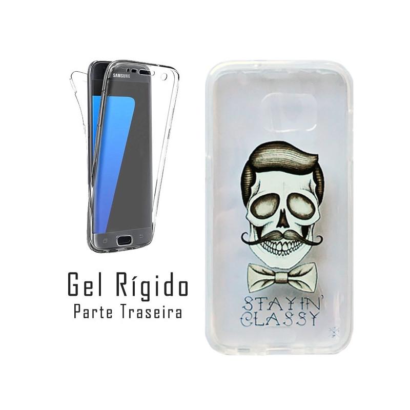 Capa Gel 2 Lados Classy Galaxy S7 Edge