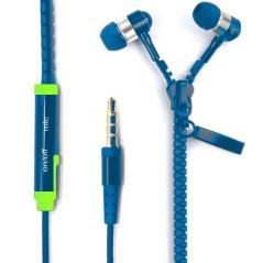 Auriculares Fecho Zipper / Ecler