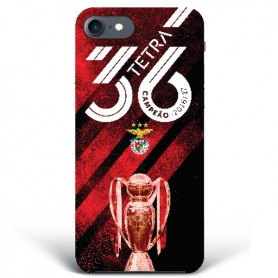 Capa Oficial S. L. Benfica Tetra 5 One Touch Pixi 4 (5) 3G (OT5010)