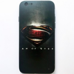 Capa Gel Super Homem iPhone 6 / 6s