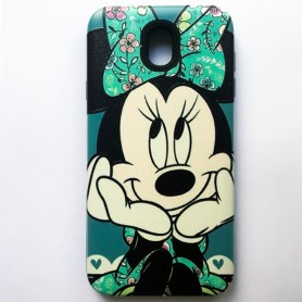 Capa Gel Minnie Galaxy J7 2017
